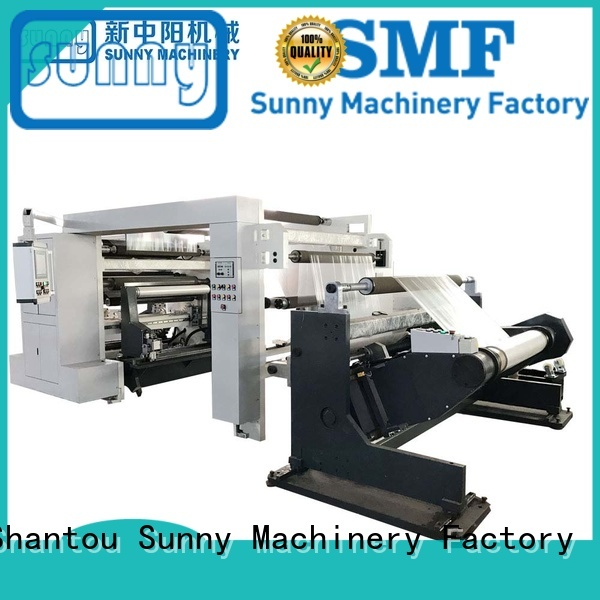 horizontal slitting and rewinding machine supplier for sale
