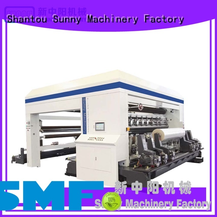 Sunny high quality slitter rewinder customized for factory