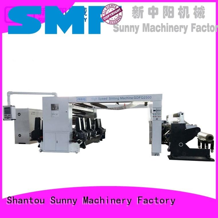 Sunny quality rewinding machinery customized at discount