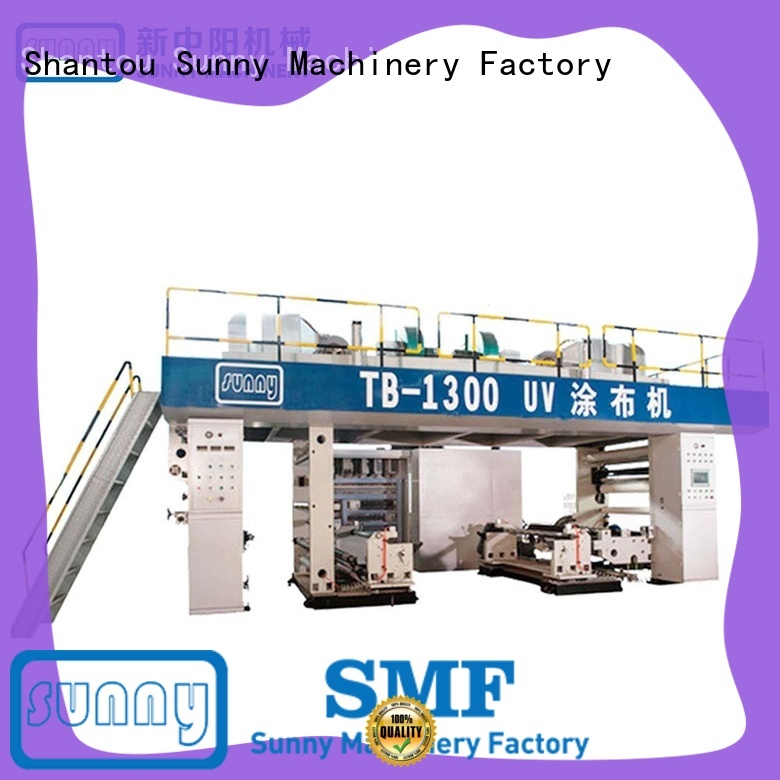Sunny printing extrusion coating machine manufacturer for laminating