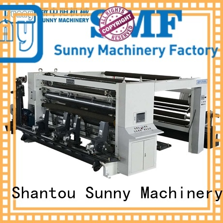 slitting and rewinding machine quality for production Sunny