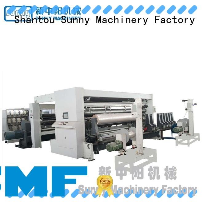 jumbo rewinder slitter machine high speed customized at discount