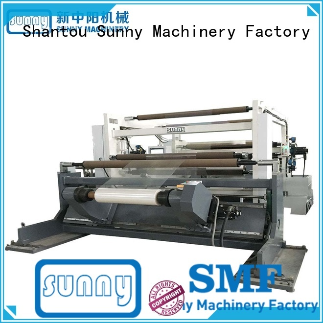 low cost slitting rewinding machine jumbo manufacturer for sale