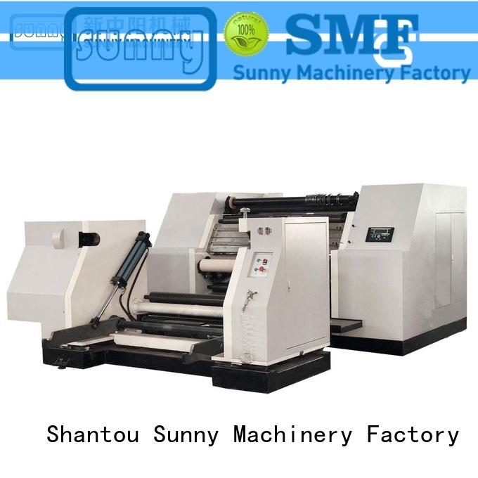 Sunny Paper Slitter Rewinder Machine FQ1350