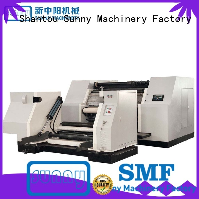 Sunny high quality slitter rewinder wholesale for production
