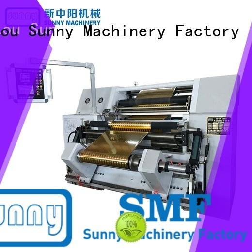 horizontal rewinding machinery customized production