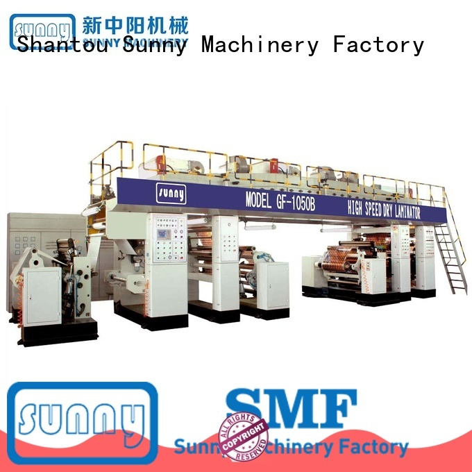 printing extruder lamination machine model wholesale for protection film