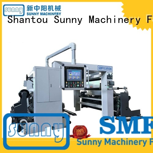 Sunny high speed rewinding machinery customized for factory