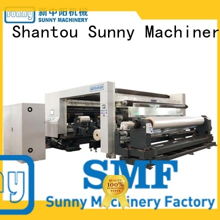 thermal thermal paper slitting machine wholesale for factory