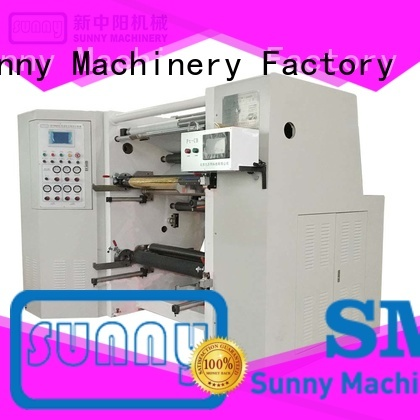 Sunny quality rewinding machinery manufacturer for sale