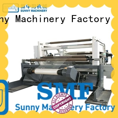 Sunny paper rewind slitting machines manufacturer at discount
