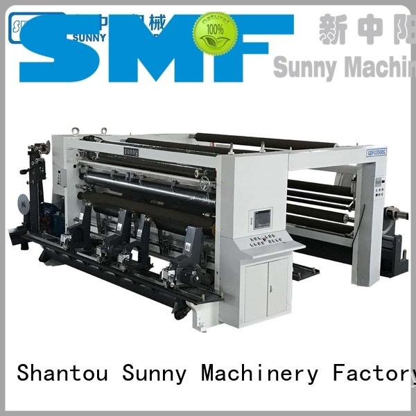 horizontal rewinding machinery gantry wholesale bulk production