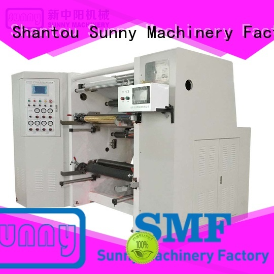 line slitting rewinding machine customized for factory