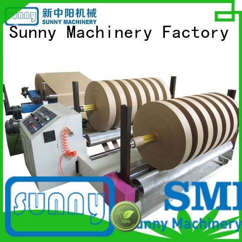 Sunny roll slitter rewinder machine supplier for factory