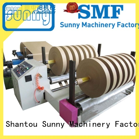 Sunny Sunny slitting and rewinding machine high speed for factory
