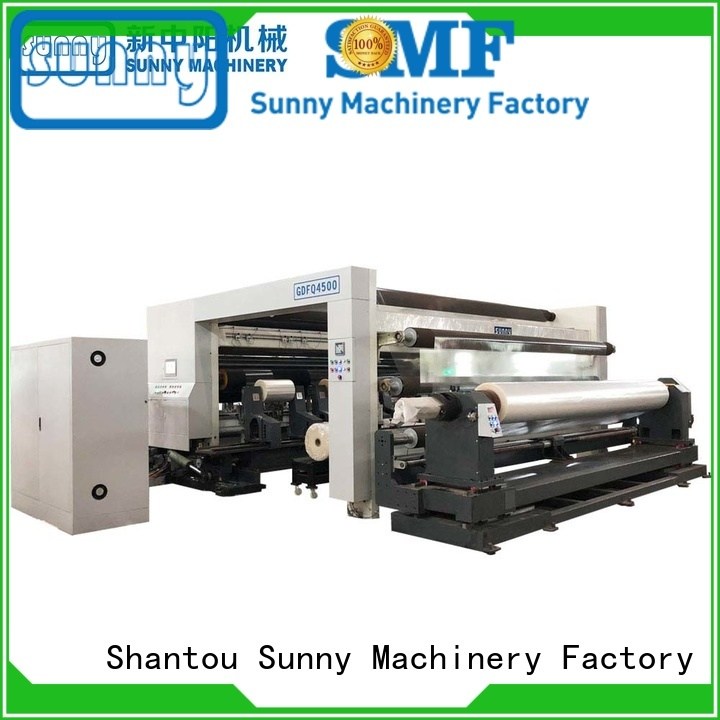 low cost rewinder slitter manufacturer for production