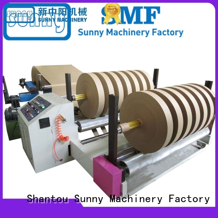 Sunny Sunny slitting and rewinding machine manufacturer at discount