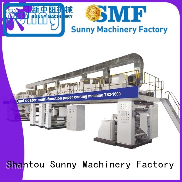 Sunny rewind extrusion coating lamination supplier for laminating