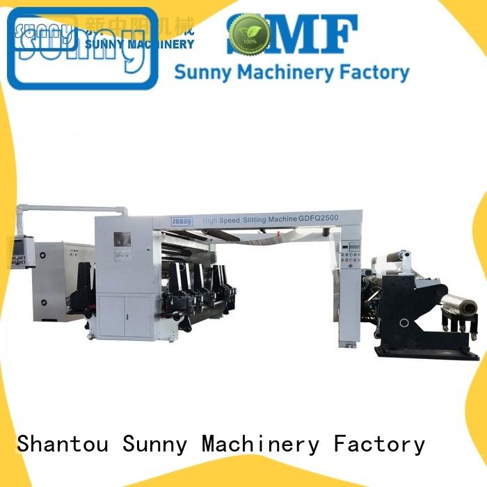 Sunny digital slitting rewinding machine supplier at discount