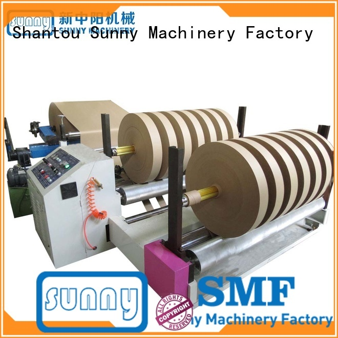 Sunny horizontal slitter rewinder speed for industry