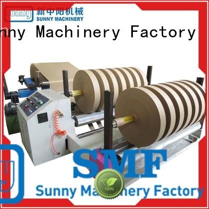 stations rewinder slitter manufacturer for production Sunny