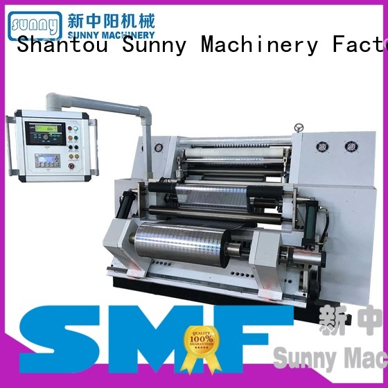 Sunny quality slitting and rewinding machine customized for production