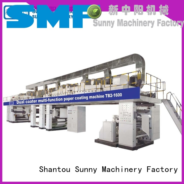 Sunny printing lamination coating machine supplier for protection film