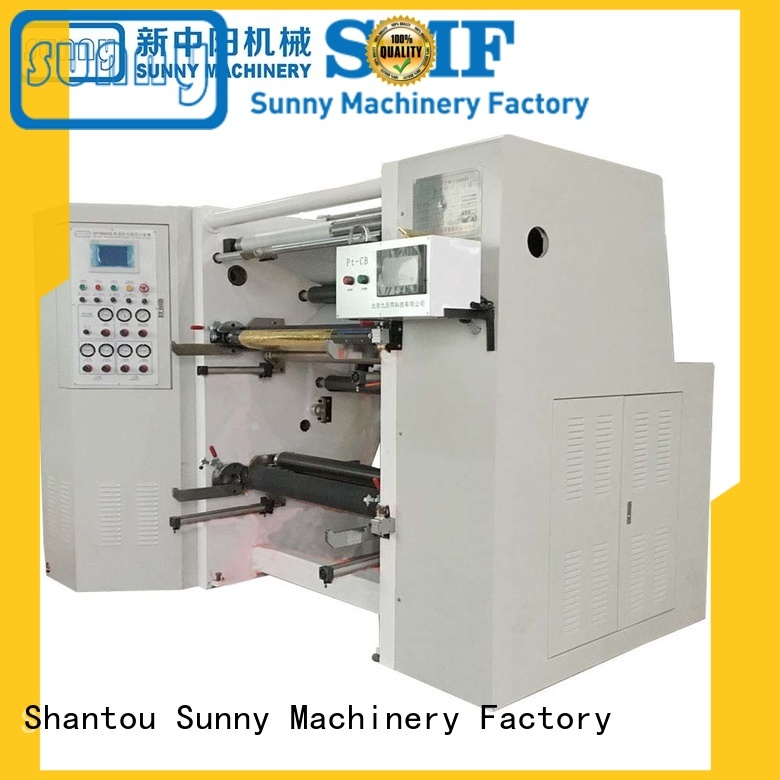 stations slitting machines supplier bulk production Sunny