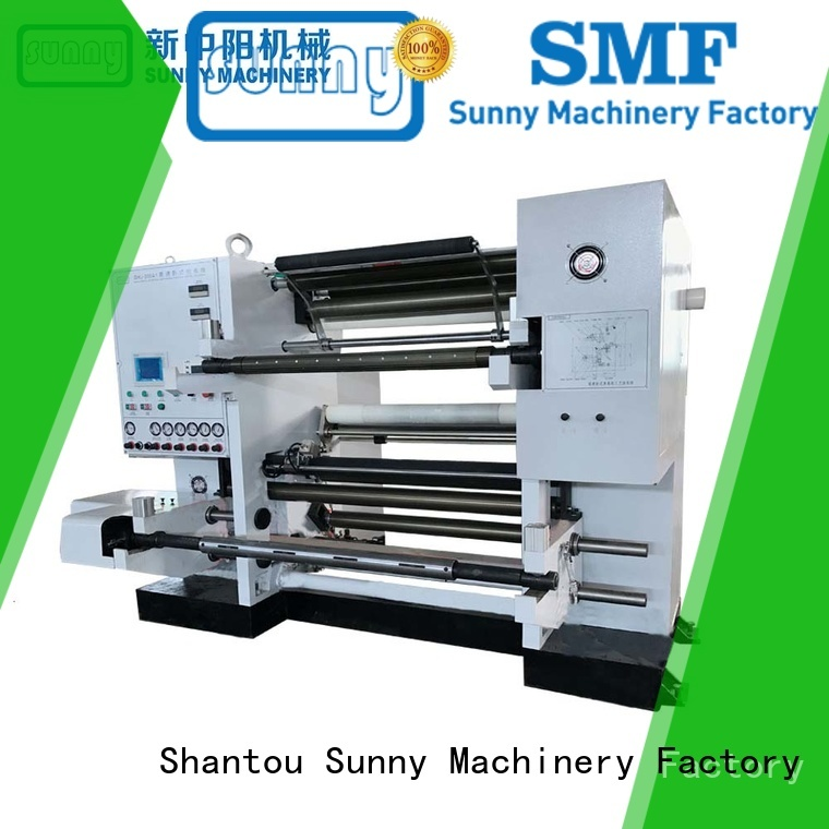 Sunny quality slitting machines customized for factory