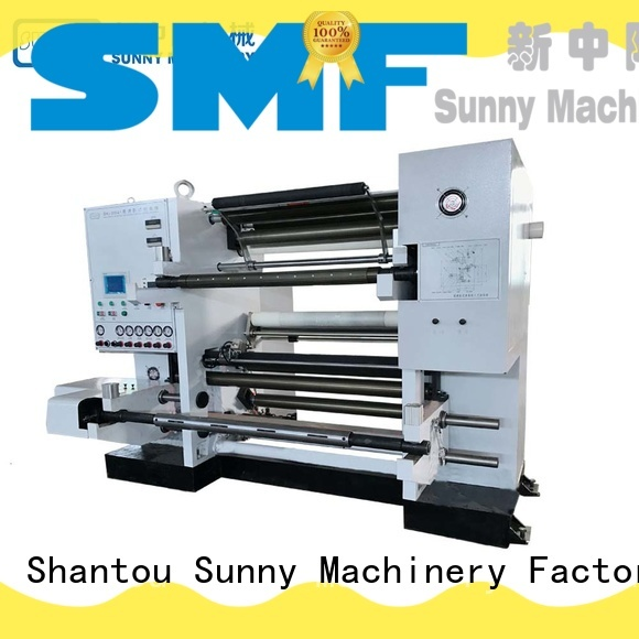 Sunny low cost slitter rewinder machine supplier for factory