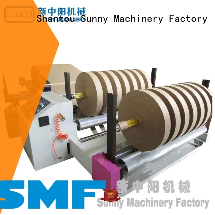 Sunny Sunny slitter rewinder customized for factory