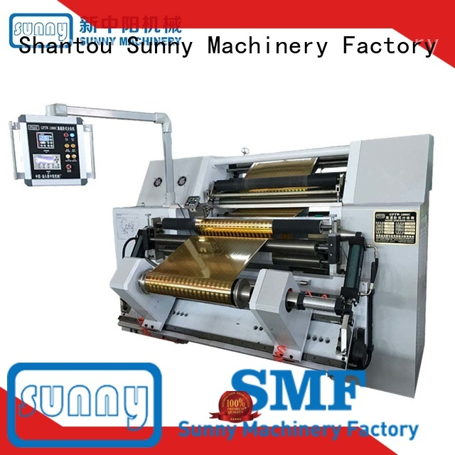 Sunny high quality slitter rewinder machine supplier bulk production