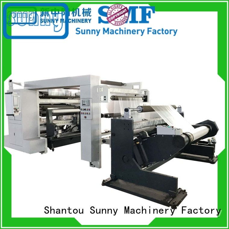 Sunny high quality paper roll slitter rewinder rewinding for production