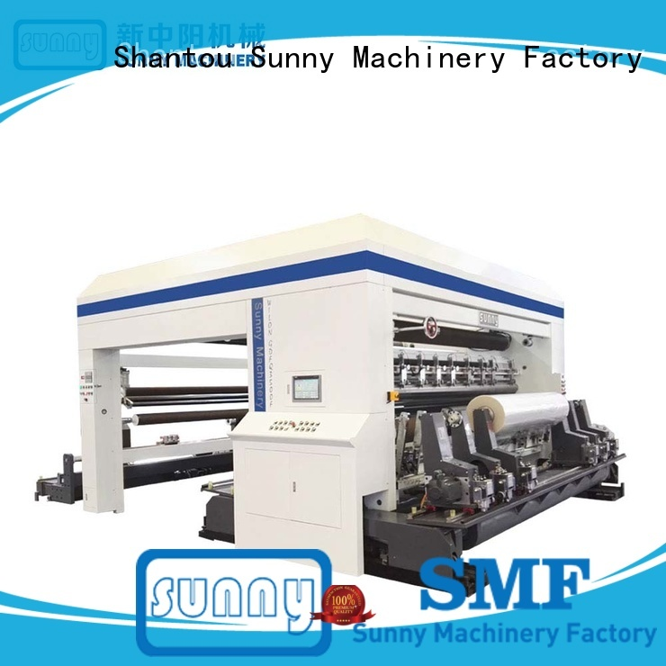 rewind slitting machines roll for factory Sunny