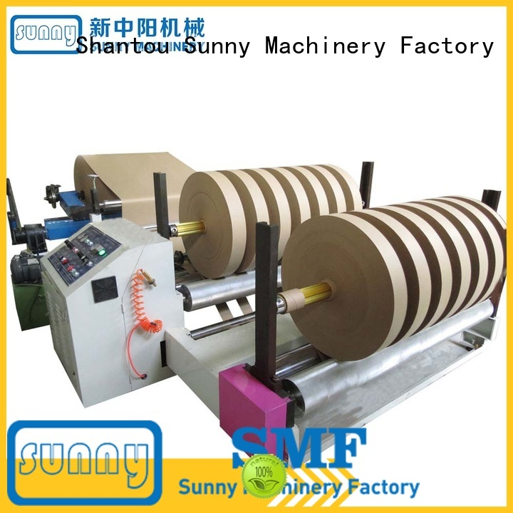 Sunny horizontal slitter rewinder machine manufacturer for production