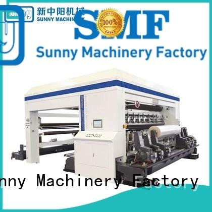 thermal rewinder slitter line manufacturer for sale