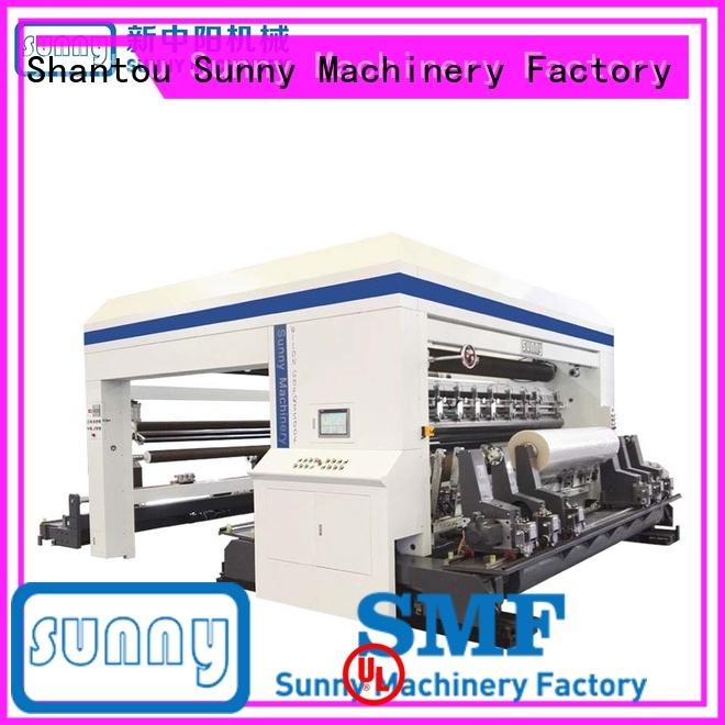 slitting rewinding machine model at discount Sunny