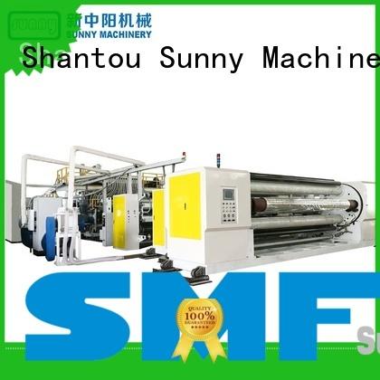 Sunny high quality cast film extrusion machine customized laminating