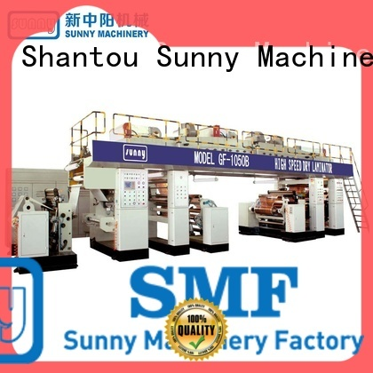Sunny rewind extrusion coating lamination plant customized for packaging