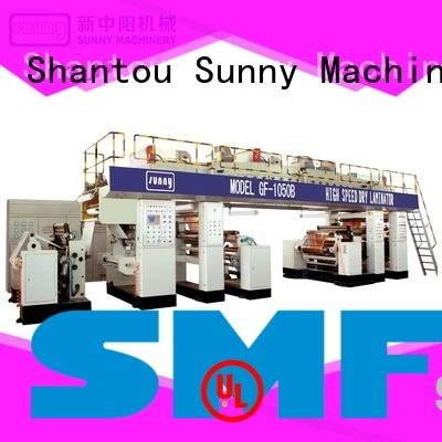 Sunny singlescrew extrusion coating lamination machine customized for laminating
