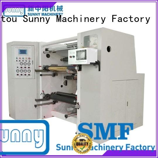 digital rewinder slitter machine line manufacturer for production