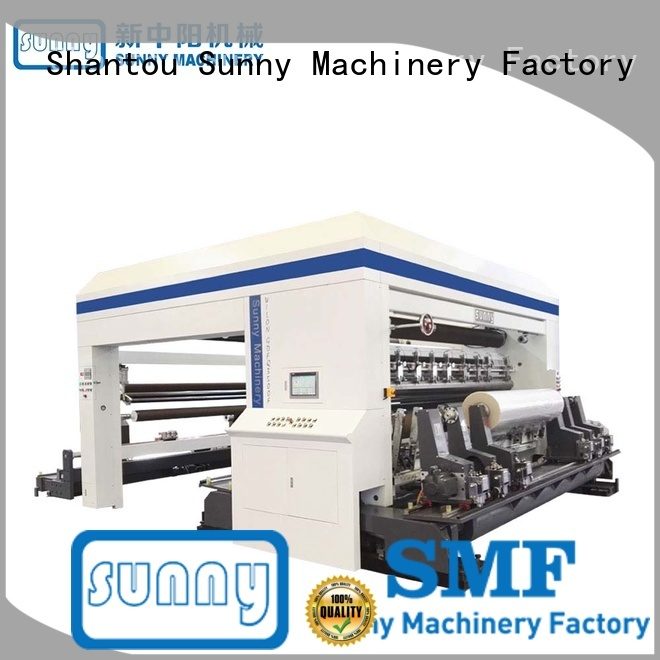 Sunny Sunny rewind slitting machines customized at discount