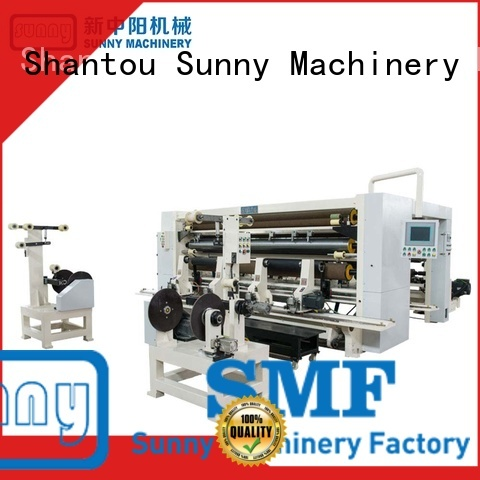 line slitting and rewinding machine quality bulk production Sunny