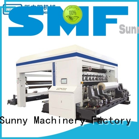 Sunny thermal slitting machines customized at discount