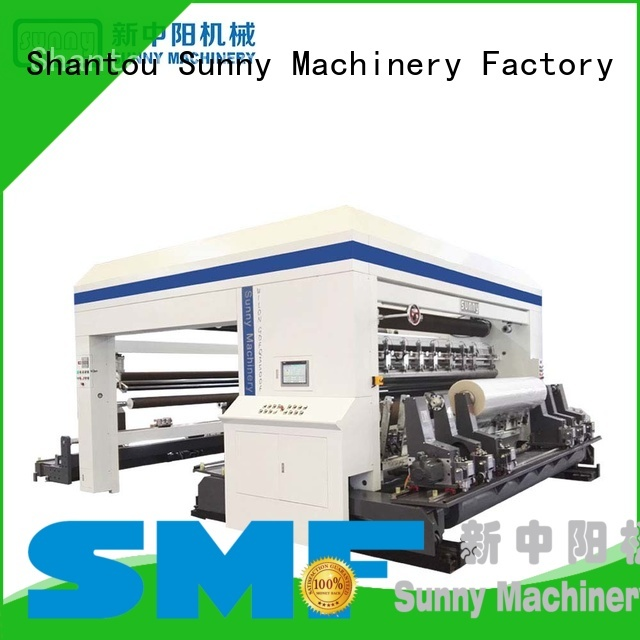 Sunny gantry slitting and rewinding machine customized at discount