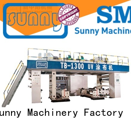Sunny single extruder lamination machine supplier for production