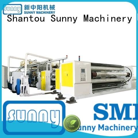 Sunny embossing cast film line manufacturer for industry