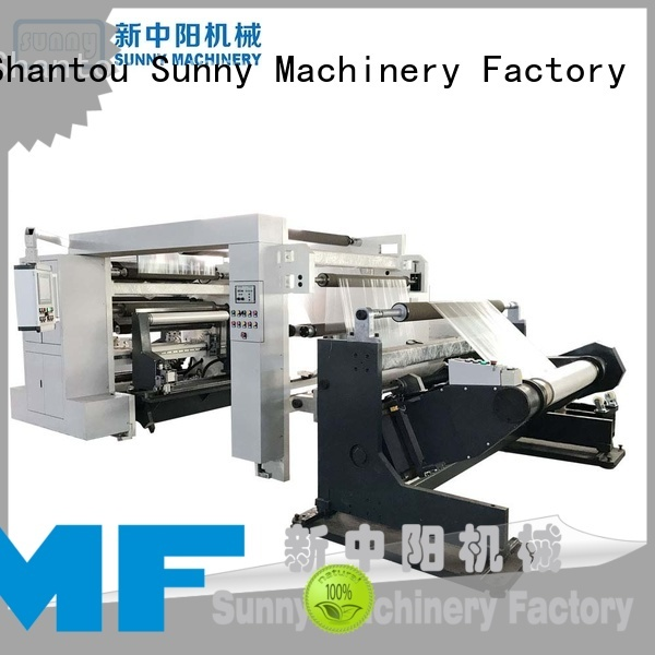 jumbo rewind slitting machines gftw1000c supplier for factory