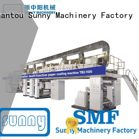 Sunny rewind extrusion coating lamination customized for factory